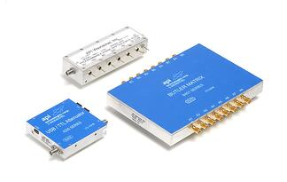 Programmable phase shifters blue